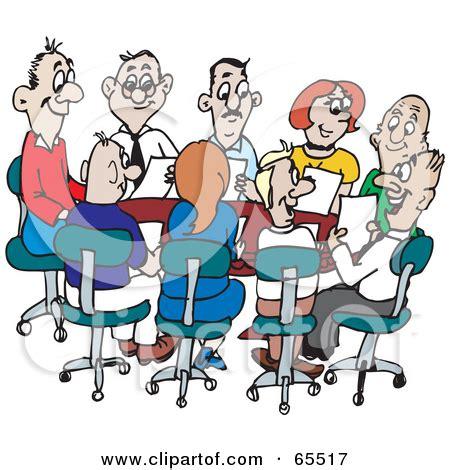 Business meeting schedule